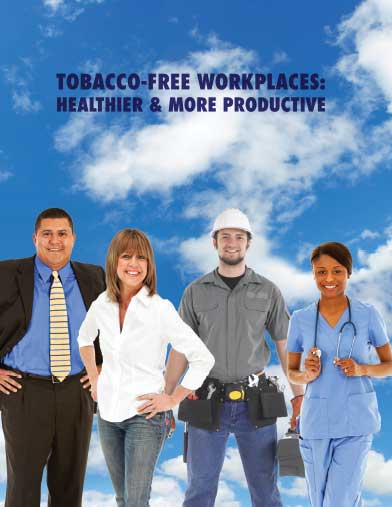 Tobacco-Free Workplaces, Healthier & More Productive