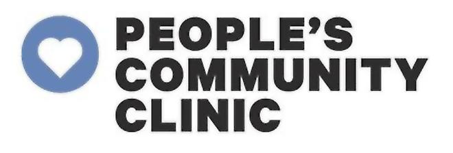 People's Community Clinic Logo