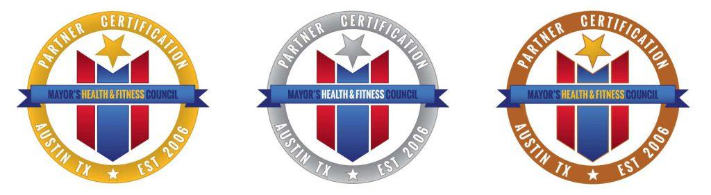 Partner Certification level logos