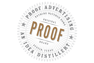 Proof Advertising logo