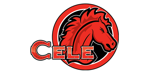 Cele Middle School logo