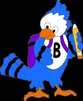 Blazier Elementary Mascot