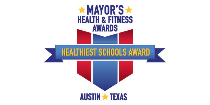 Mayor's Healthiest Schools logo