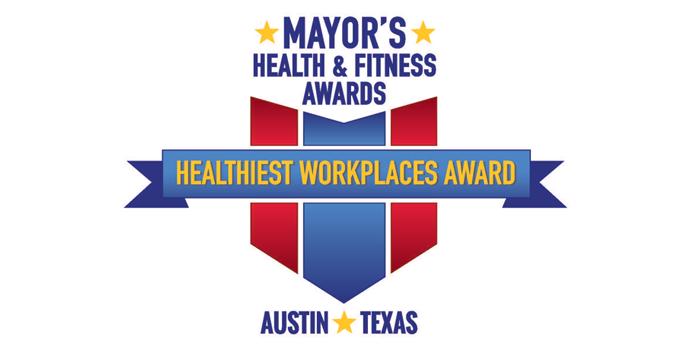 Mayor's Healthiest Workplace Logo