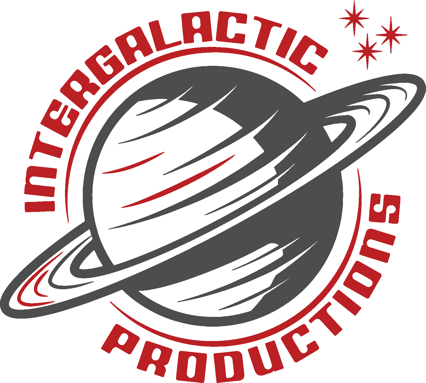 Intergalactic Productions Logo